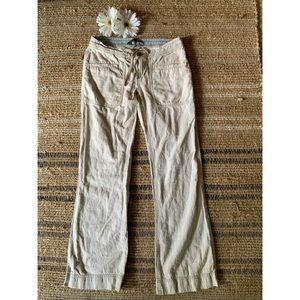 North Face Linen Blend Pant